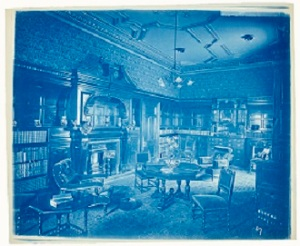Cyanotype 67 - Seafield House Library